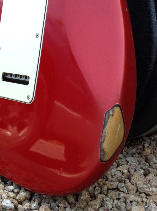 FENDER Electric Guitar STRATOCASTER