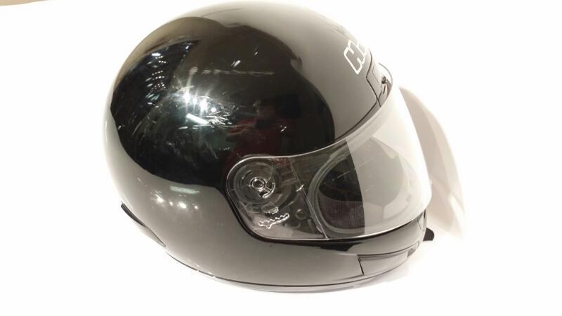 HJC HELMETS CS-12 Size LG Motorcycle Helmet]