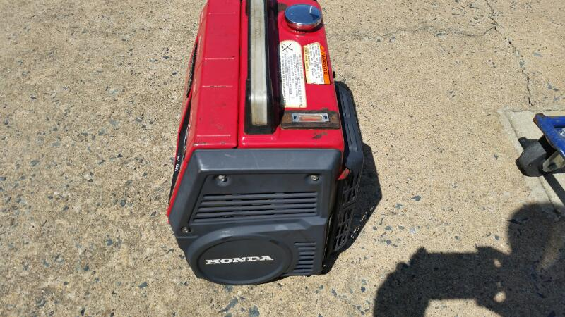 HONDA EX1000 GENERATOR,GAS POWERED
