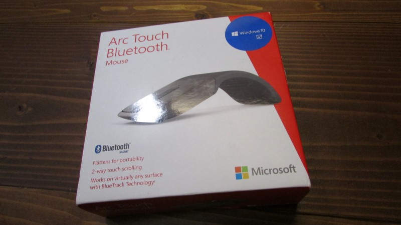 MICROSOFT MOUSE, ARC TOUCH BLUETooth