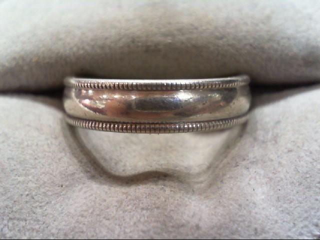Lady's Silver Wedding Band 925 Silver 4.4g