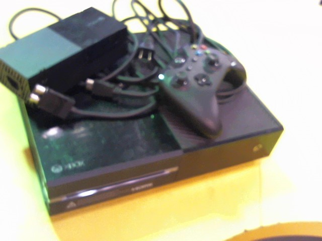 MICROSOFT XBox ONE XBOX ONE - CONSOLE - WITHOUT KINECT