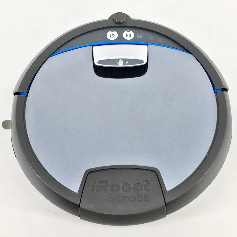 IROOT SCOOBA 390 VACUUM AS-IS.