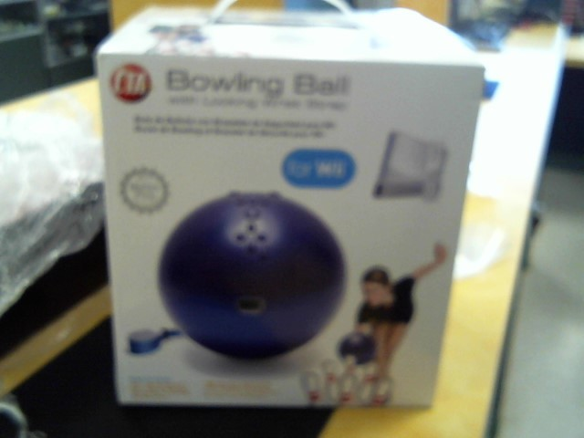 CTA Nintendo Wii Game BOWLING BALL