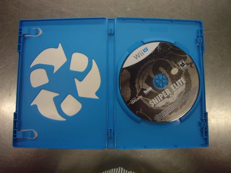 NINTENDO Wii U Game SNIPER ELITE V2