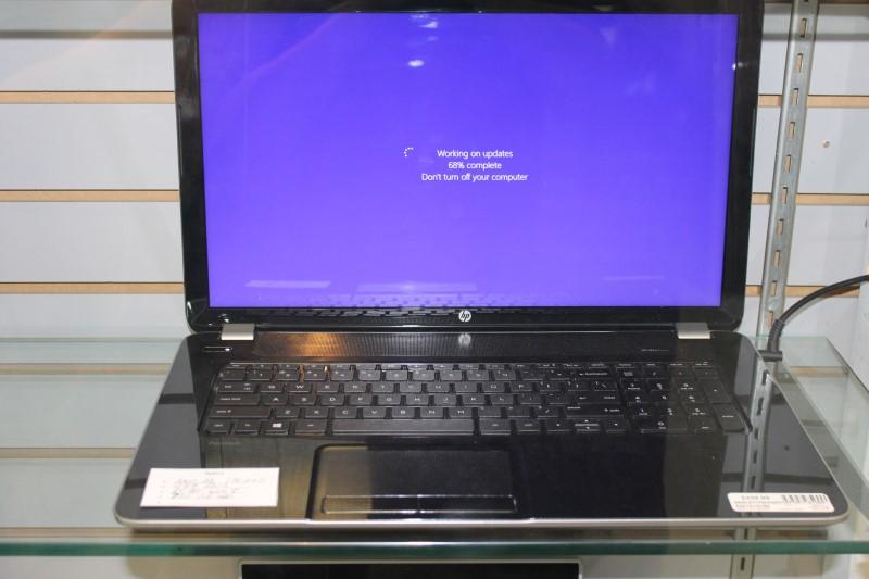 Hewlett Packard HP Laptop 17-E118DX 500GB HDD