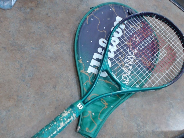 WILSON SPORTING GOODS Tennis ADVANTAGE JR 95