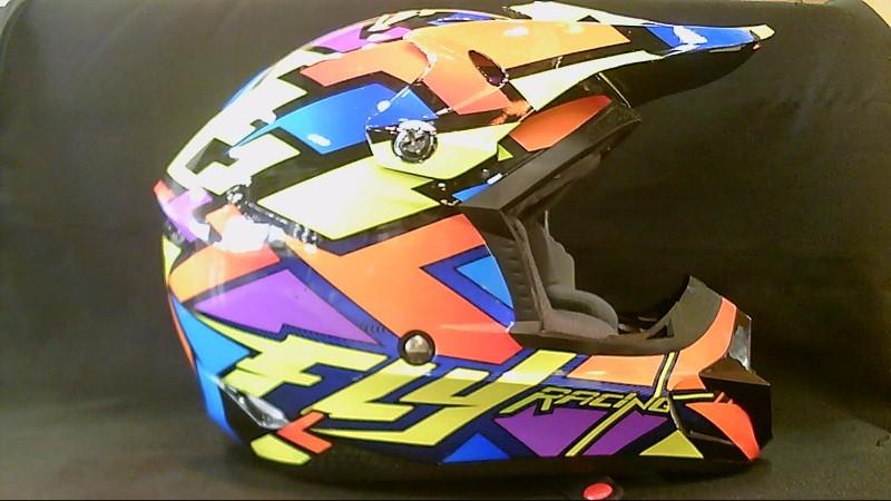 Fly Racing Motorcycle Helmet