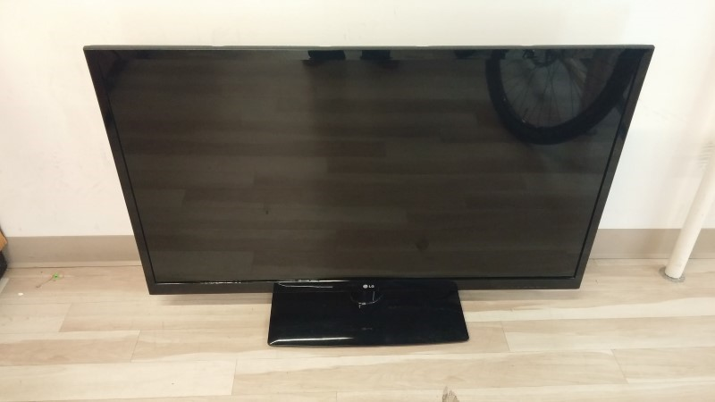 LG Flat Panel Television 47LS4500