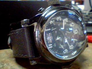 INVICTA Gent's Wristwatch FORCE I 4830