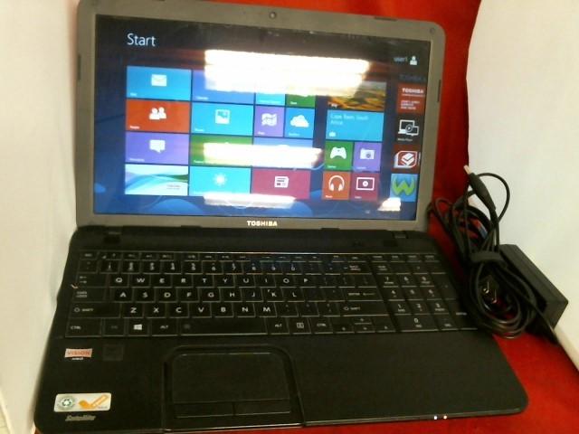 TOSHIBA PC Laptop SATELLITE C855D-S5104