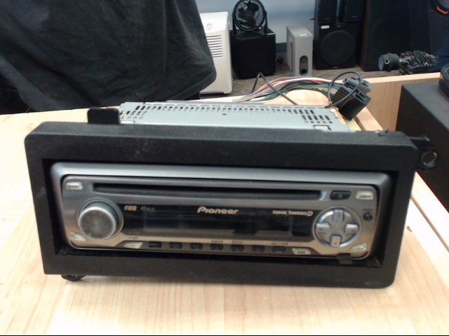 PIONEER ELECTRONICS Car Audio DEH-2700