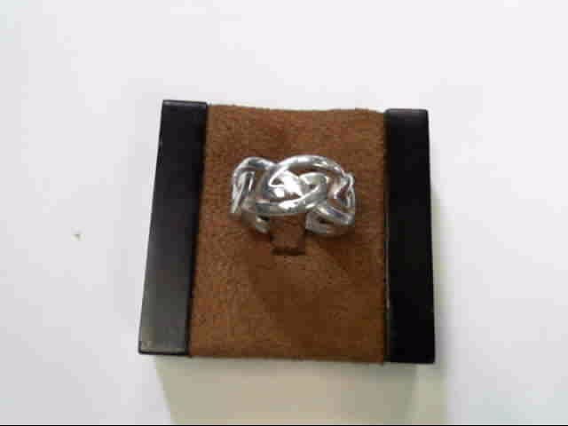 Gent's Silver Ring 925 Silver 6.3dwt