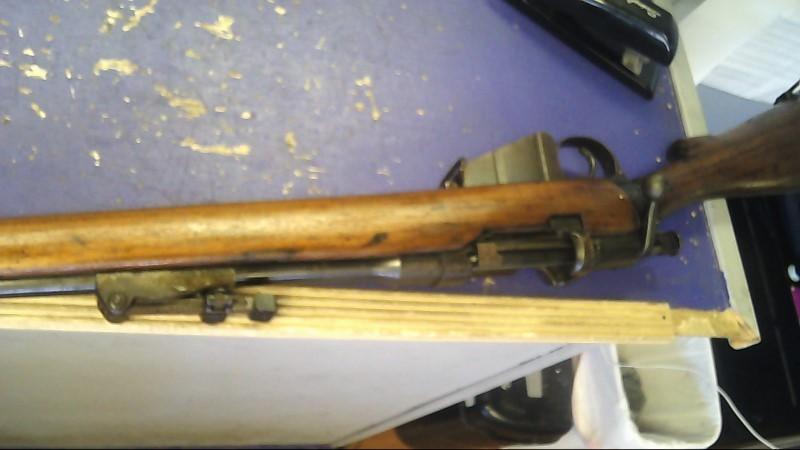 ENFIELD Rifle SPORTER 1917