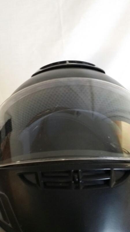 EXL MOTORCYCLE HELMET DOT SIZE LARGE]