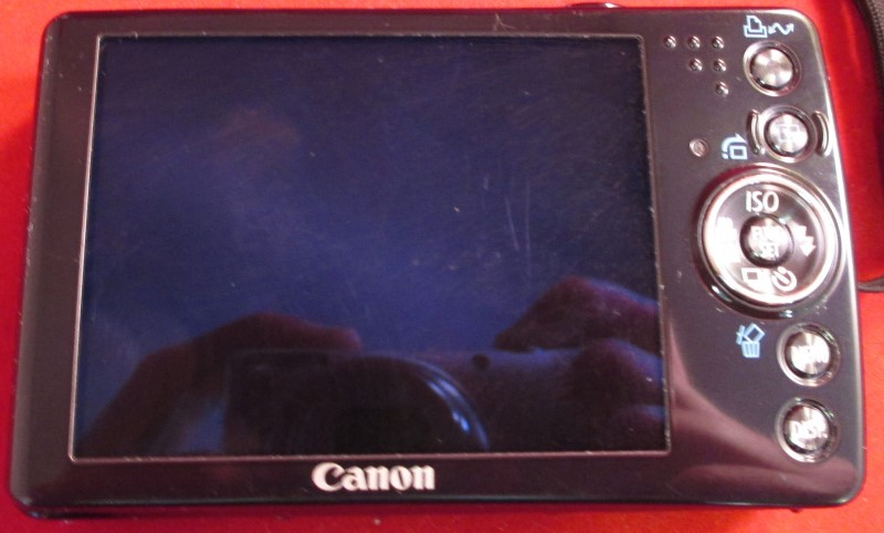 CANON Digital Camera POWERSHOT SD750