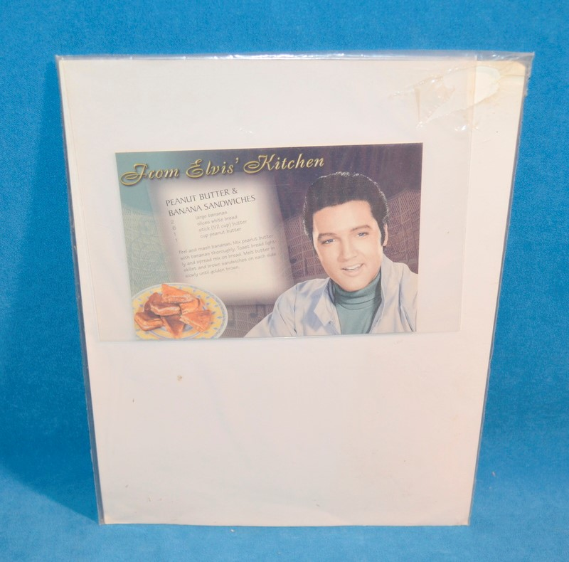 MYSTIC STAMP COMPANY ELVIS PRESLEY STAMPS 25th ANNIVERSARY EDITION