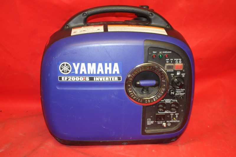 Yamaha EF2000IS Portable Inverter - 2000W