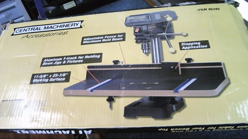 CENTRAL MACHINERY Miscellaneous Tool 96395