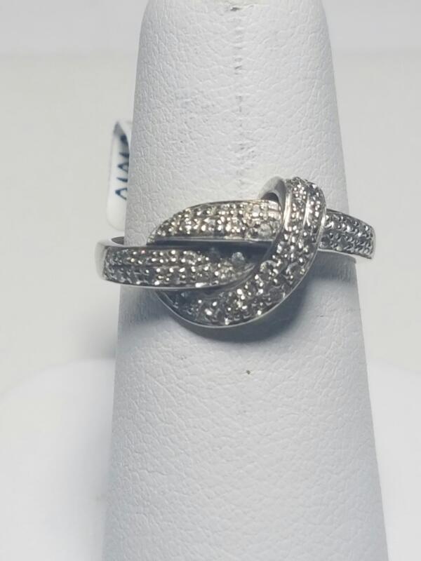 DIAMOND  FASHION RING L'S 18KT DIAMOND  2.5DWT/WG