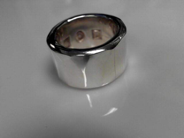 Werkstatt Munchen Sterling Silver .925 Band Size 9 36.09g