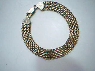 Gold Bracelet 10K Yellow Gold 5.4g