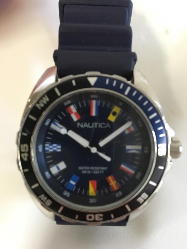 NAUTICA Gent's Wristwatch N00551