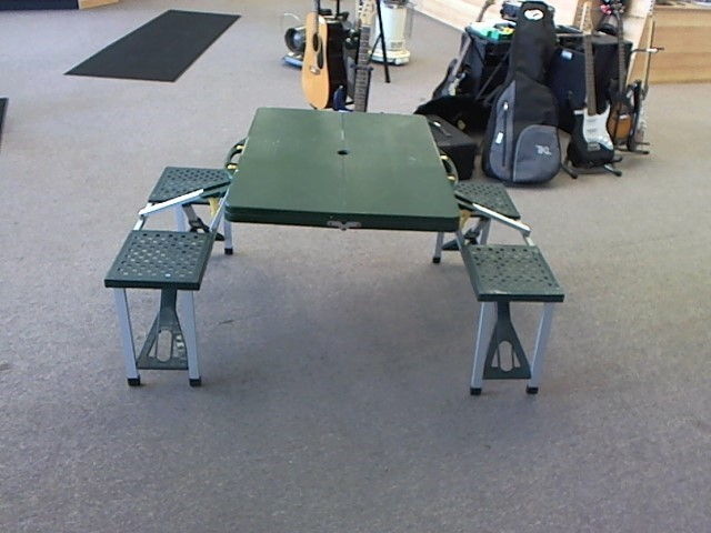 WENZEL Camping CAMPING TABLE