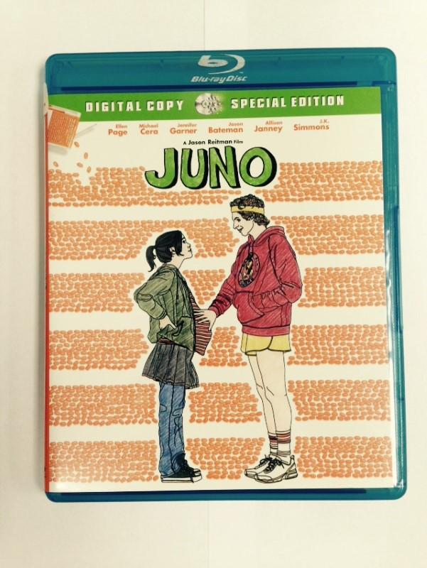 Juno (Blu-ray Disc, 2008)