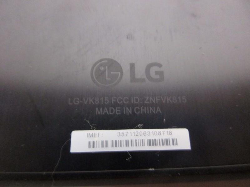 LG G PAD LG-VK815 16GB Wi-Fi + 4G (VERIZON)