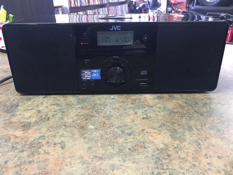 JVC Mini-Stereo RD-N1