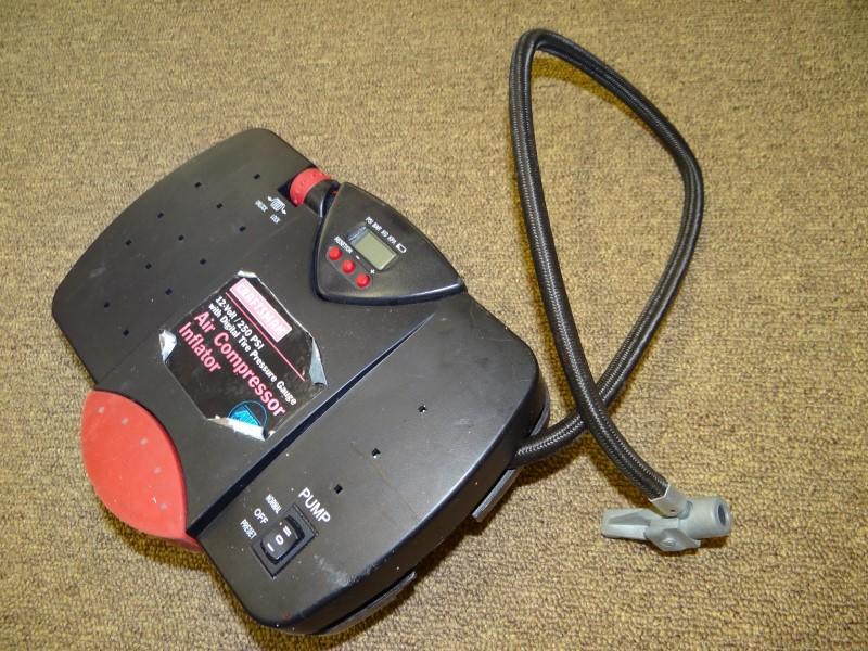 craftsman 12 volt 250 psi air compressor inflator