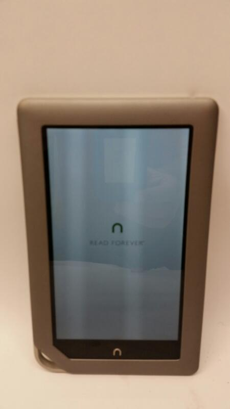 Barnes&Noble Model: BNTV250 Nook 16 GB