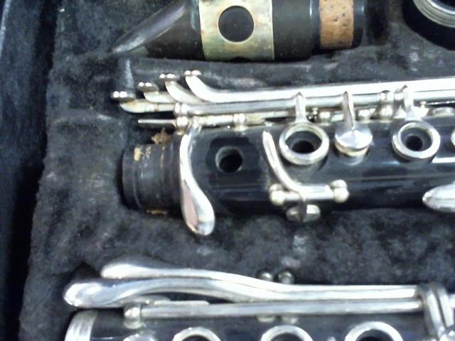 RESO-TONE Clarinet CLARINET