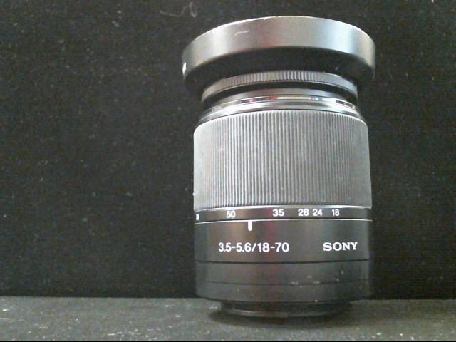 SONY Lens/Filter DT 3.5-5.6/18-70