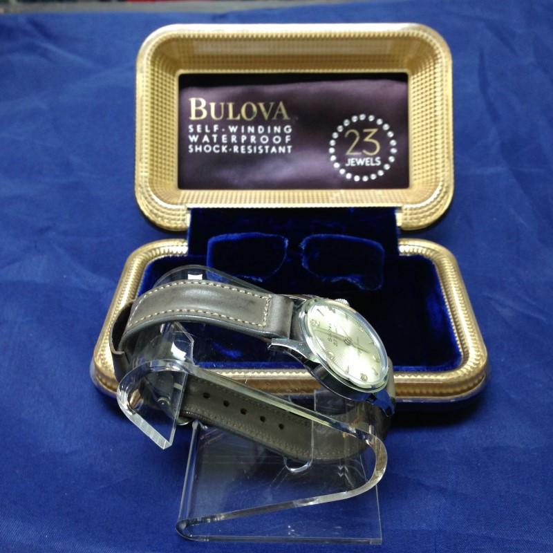 BULOVA Gent's Wristwatch 1959 MODEL 23A