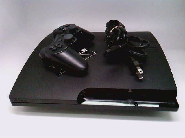 PLAYSTATION 3 - SYSTEM - 160GB - CECH-3001A