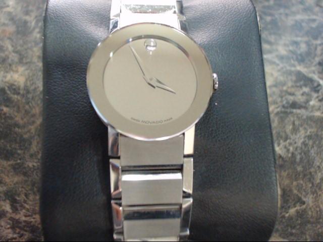 MOVADO Lady's Wristwatch 84-G3-1852