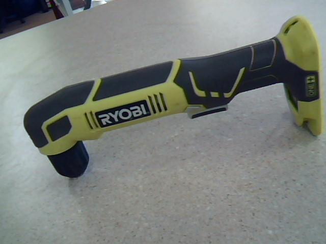 RYOBI 18V Cordless Drill P241 RIGHT ANGLE DRILL TOOL ONLY