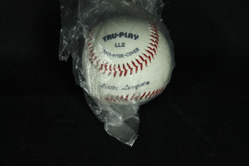Pete Rose Signed Tru-Play LL2 Dura-Hyde-Cover Little League Baseball