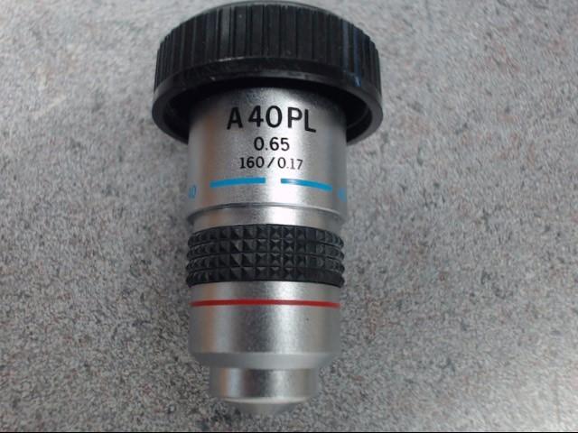 OLYMPUS Lens/Filter A 40 PL