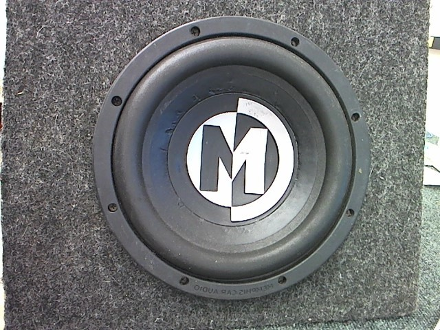 MEMPHIS AUDIO Car Speakers/Speaker System 15-PR10D4V2