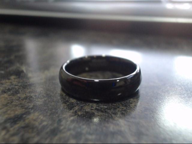 Gent's Ring Black Tungsten 11g