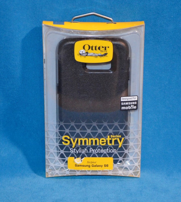 OTTERBOX Samsung Galaxy S6 Cell Phone Case SYMMETRY SAMSUNG GALAXY S6