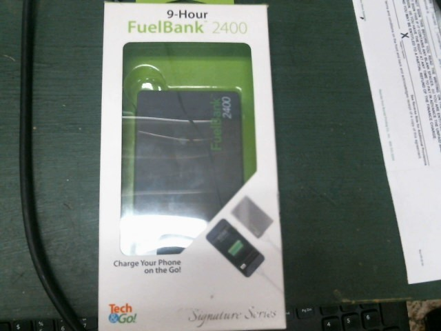 TECH&GO Battery/Charger FUELBANK 2400