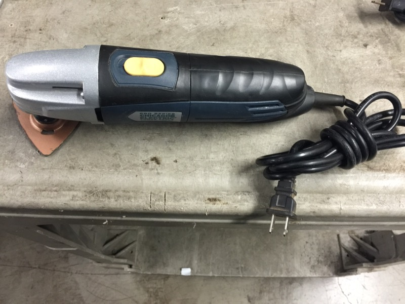 CHICAGO ELECTRIC Roto Zip MULTIFUNCTION TOOL 67537