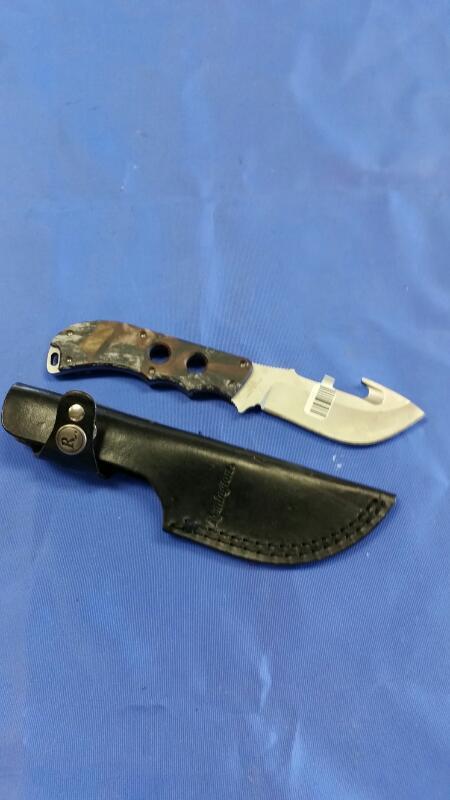 REMINGTON SKINNING KNIFE