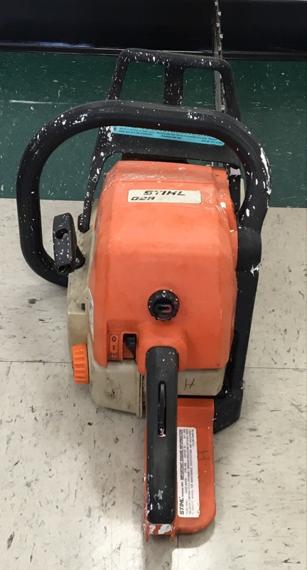 """STIHL CHAINSAW 029 SUPER, 20"""" BAR ** IN STORE PICK-UP ONLY. **"""