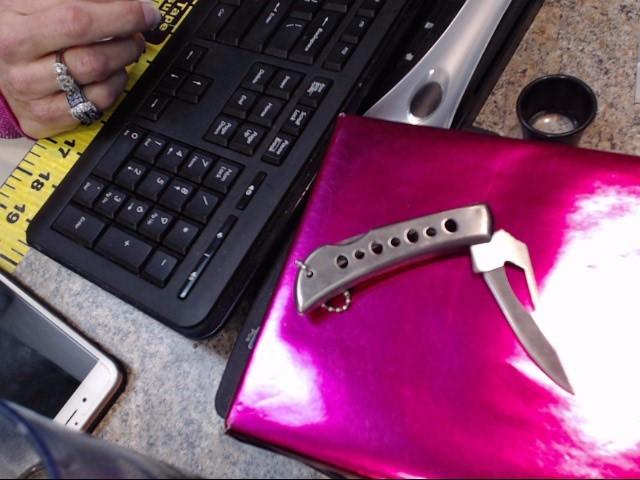 WINCHESTER Pocket Knife POCKET KNIFE SILVER