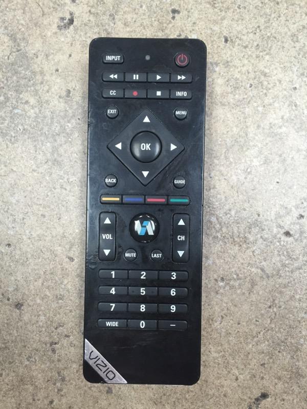 VIZIO Flat Panel Television E552VL